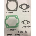 KIT JUNTAS MINSEL M150/165